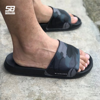 ART CAMO SERIES   Sandal Slide Pria Flip Flop Ringan Slip Slop Sendal