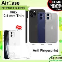 AirCase iPhone 12 Pro Max / 12 Pro / 12 Mini Case Ultra Thin