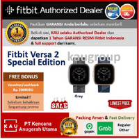 FITBIT VERSA 2 SPECIAL EDITION NAVY / CHARCOAL GREY