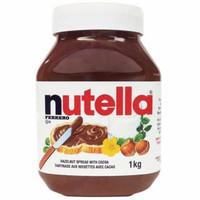 Selai Nutella spread 1 kg Nutella 1000 gram Gojek/Grab/Sameday only
