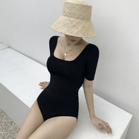 Swimsuit Collection Baju Renang Wanita One Piece Fashion Import 8023