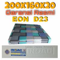 Kasur Busa Inoac D23 Eon 160 x 200 x 20 Original