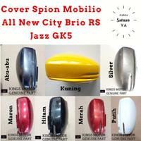 COVER SPION BRIO RS MOBILIO NEW JAZZ GK5 ALL NEW CITY ORIGINAL