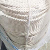 Tali tambang bahan kain 6mm tali ikat mobil kiloan