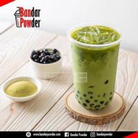 Bubuk Matcha Green Tea 1kg - Supplier Topioka Pearl dan Powder Minuman