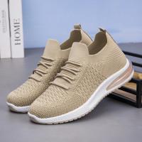 Sepatu Import Wanita Jogging Running Sneakers Q-13