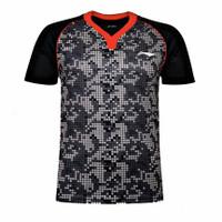 Jersey baju kaos olahraga badminton tenis meja Lining impor OTK 2