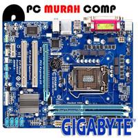 Mainboard Mobo Motherboard H61 Soket LGA 1155 Onboard