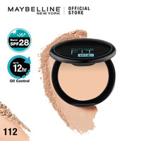 Maybelline FIT ME 12H Oil Control Powder