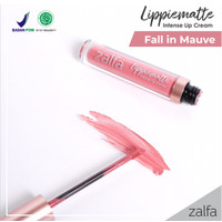 Lipstik Lippiematte Intense Lip Cream by Zalfa