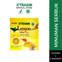 X'Tragin Lemon Jahe Plus Madu