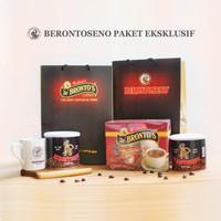 Kopi Berontoseno Paket Parcel Hampers Bag Eksklusif