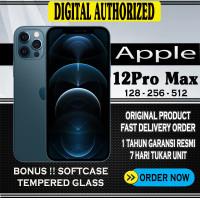 iPhone 12 Pro Max 128GB 256GB 512GB 12 ProMax Dual Nano Sim (IBOX)