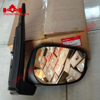 Spion assy Back Mirror Honda Brio Satya Manual ASLI HONDA