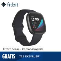 FITBIT Sense [FB512BKBK-FRCJK] Carbon/Graphite