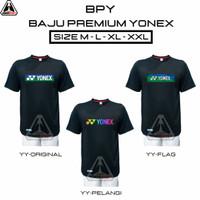 BPY-YY BAJU BADMINTON PREMIUM YONEX BAJU BADMINTON SABLON DTF