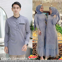 Couple Lamanda By DNT | Baju Couple Cantik