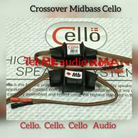 crossover Pasive Cello untuk Midbass