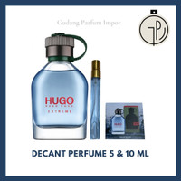 Decant Hugo Boss Army Man Extreme for Men EDP