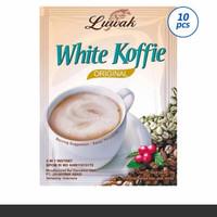 Luwak White Coffee 10 Sachet