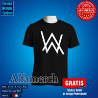 Baju / Kaos DJ ALAN WALKER AW (Must have) ALFAMERCH