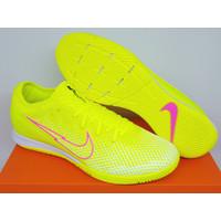 Sepatu Futsal Nike Mercurial VaporX 13 Pro Safety Yellow Pink