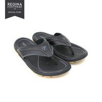 FASTER Sandal Pria Casual Premium Amos 01 Size 39-43
