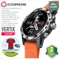 Coros VERTIX GPS Adventure Watch Garansi Resmi Indonesia 2 Tahun