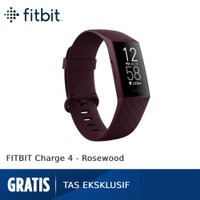 FITBIT Charge 4 [FB417BYBY] - Rosewood