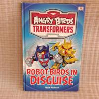 BUKU ANGRY BIRDS TRANSFORMERS ANAK