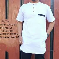 Baju Kemeja Koko Kemko Kurta Turki Turkey Pakistan Pria Lengan Pendek