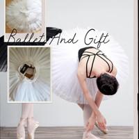 pancake Tutu Ballet 7 layers Standard ujian dan performance