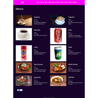 Aplikasi restoran + website restoran all in one ready go online
