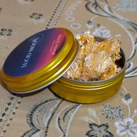 Edible Gold Leaf Mini Jar / GOLD SHEET LEAF Dapat Di makan hiasan kue