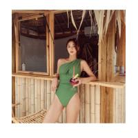 Swimsuit Collection Baju Renang Wanita One Pieace Sexy Fashion 8027