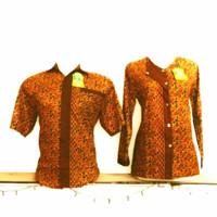 Baju Batik Kapel Baru
