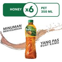 Frestea Green Honey - Botol 350ml x 6pcs