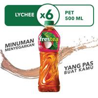 Frestea Lychee - Botol 500mL x 6pcs