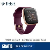 FITBIT Versa 2 FB507 [FB507RGRW] - Bordeaux Copper Rose
