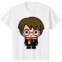Baju Kaos Anak Kids Harry Potter Cute Cartoon Style Portrait Premium