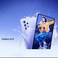 Samsung Galaxy 'The New' A72 - 8/128GB 8/256GB (BNIB-Garansi SEIN)