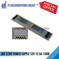 MJF STRIP POWER SUPPLY 12V-12.5A-150W