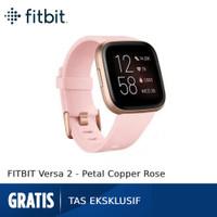 FITBIT Versa 2 FB507 [FB507RGPK-FRCJK] - Petal Copper Rose