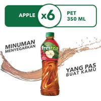 Frestea Apple - Botol 350ml x 6pcs
