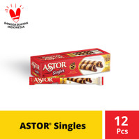Astor Singles [1box isi 12pcs @18gr]