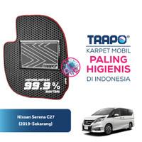 Karpet Mobil EVA Nissan Serena C27 2018- sekarang Trapo