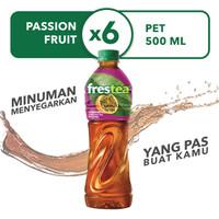 Frestea Markisa - Botol 500mL x 6pcs