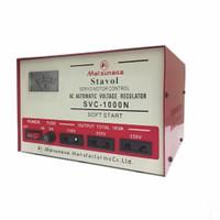 Stabilizer Matsunaga 1000 Watt Stavol Svc 1000w