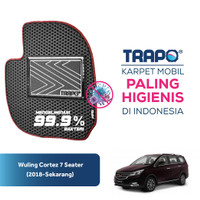 Karpet Mobil EVA Premium Wuling Cortez 7 Seater (2018-Sekarang) - Fullset Saja
