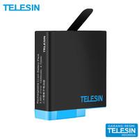 Battery TELESIN for Gopro Hero 8 / 7 / 6 / 5 Action Camera 1220 mAh